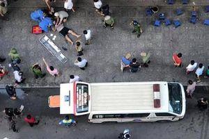 Tin mới vụ nổ 'bom thư' ở chung cư Linh Đàm khiến 4 người bị thương