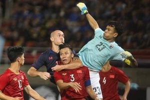 Truyền thông Thái Lan nói 'voi chiến' bị hòa là do Việt Nam chơi thô bạo và... sân ướt