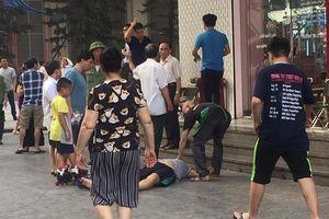Nổ lớn ở Linh Đàm, 4 người bị thương