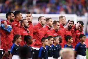 Sự cố khó chấp nhận xảy ra ở vòng loại EURO 2020
