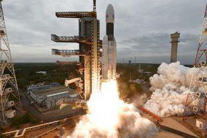 Tàu vũ trụ Ấn Độ mất liên lạc ngay trước khi đáp xuống Mặt Trăng