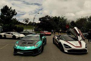 Dàn siêu xe xuất hành đi qua 4 nước, tiền trạm Asean Rally 2020