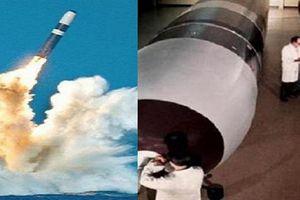 Tàu ngầm Mỹ phóng 4 tên lửa SLBM sau nâng cấp