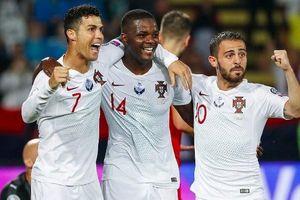 Ronaldo lập công, Bồ Đào Nha giành chiến thắng 4-2 trước Serbia