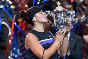Serena mất chức vô địch Mỹ mở rộng về tay tài năng trẻ 19 tuổi