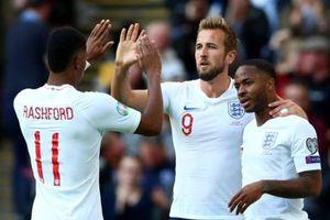 Vòng loại EURO 2020: Kane ghi hat-trick, Tam sư duy trì thành tích hoàn hảo