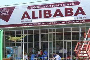 Đang bị điều tra, địa ốc Alibaba vẫn khai trương văn phòng trái phép