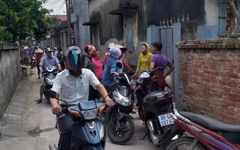Ông lão 90 bị chém ở Hưng Yên: Nghi phạm bị tâm thần