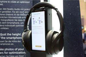 Sony trình diễn công nghệ 360 Reality Audio tại IFA 2019