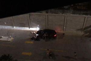 TP.HCM: Làm rõ vụ 'lái ô tô tông gục 2 người ở chung cư Gold View'