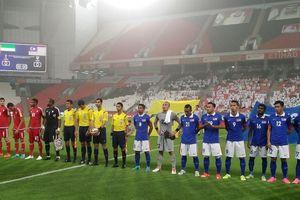 Malaysia muốn xóa ký ức thảm bại 0-10 trước UAE ở vòng loại World Cup