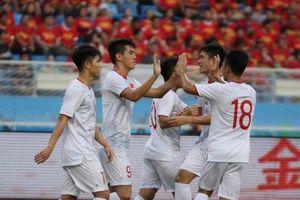 Tiến Linh lập cú đúp, U22 Việt Nam đánh bại chủ nhà Trung Quốc