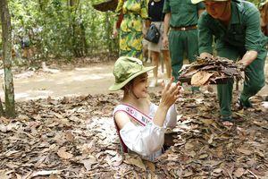 Các nàng hậu Tiểu vùng sông Mê Kông chung tay quảng bá điểm đến TPHCM