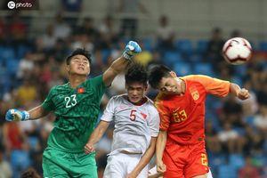 U22 Việt Nam thắng Trung Quốc: Giá trị của một cuộc 'tập trận'