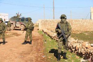 Nga triển khai hàng trăm binh sĩ tới chiến trường Idlib