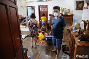 Sau vụ cháy Công ty Rạng Đông: Nhiều gia đình phải thuê nhà tá túc với giá cao