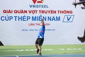 Sôi nổi khai mạc Giải Quần vợt truyền thống Cúp Thép Miền Nam /V/ năm 2019