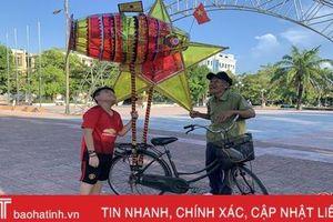 Phố phường Hà Tĩnh chào đón tết Trung thu