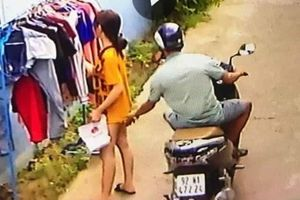 Truy tìm gã đàn ông ở Quảng Nam bóp mông cô gái phơi đồ rồi bỏ chạy