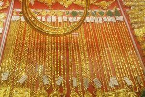Giá vàng hôm nay 8/9: Vàng 9999, vàng SJC cả tuần giảm sâu, tuần tới sẽ tăng giá?
