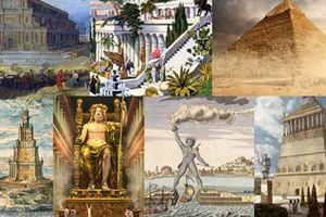 Kỳ quan thế giới cổ đại duy nhất còn tồn tại