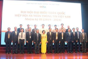 Thứ trưởng Bộ TT&TT Nguyễn Thành Hưng được bầu Chủ tịch Hiệp hội An toàn thông tin Việt Nam nhiệm kỳ III