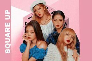 SQUARE UP - BlackPink trở thành album đầu tiên của nhóm nữ Kpop đạt 100 triệu lượt stream trên nền tảng âm nhạc Genie