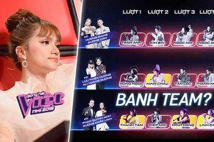 Team Hương Giang thua cuộc liên tiếp 4 màn Thách đấu, fan The Voice Kids lo 'BANH TEAM'