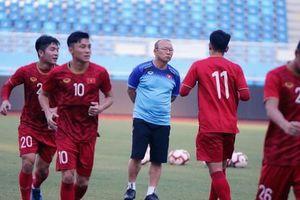 Báo Trung Quốc chỉ ra bộ đôi cầu thủ nguy hiểm nhất bên phía U22 Việt Nam