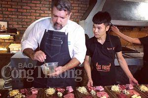 Ấn tượng phong vị ẩm thực Argentina tại Hà Nội