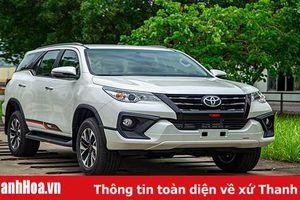 Toyota Fortuner TRD mới giá 1,2 tỷ