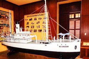 Chuyện về con tàu mang tên De Lanessan