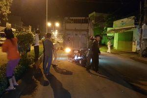 Bình Phước: Tai nạn kép, hai nam thanh niên tử vong