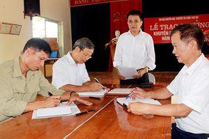 Vĩnh Phúc nâng cao chất lượng tổ chức cơ sở đảng và đảng viên