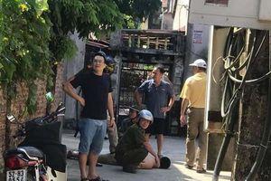 Cụ ông 87 tuổi ở Hưng Yên bị người tâm thần chém chết
