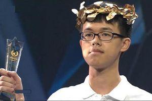 Nam sinh Đắk Lắk giành vé cuối cùng vào chung kết Olympia 2019