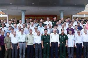 Lữ đoàn Pháo binh 434: Họp mặt kỷ niệm 65 năm ngày thành lập