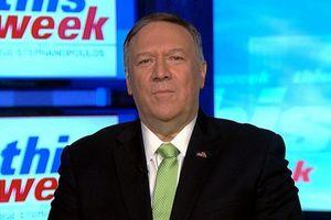 Ông Pompeo: 'Mỹ mong sớm nối lại đàm phán với Triều Tiên'
