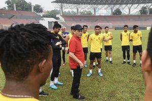 Chủ tịch FAM: 'Nhìn ánh mắt cầu thủ Malaysia, tôi thấy họ sợ'