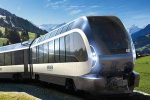 Chán siêu xe, hãng thiết kế cho VinFast chuyển sang vẽ tàu hỏa