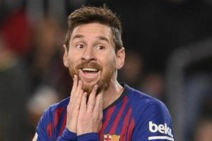 Barca trao hợp đồng trọn đời cho Messi
