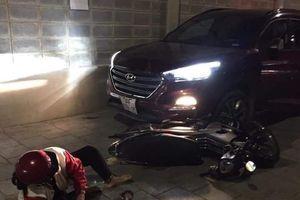 Vợ chồng bị ôtô húc ở Gold View: Anh ta cố ý giết chúng tôi