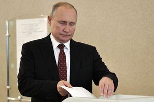 Đảng của TT Putin tổn thất lớn trong bầu cử ở Moscow