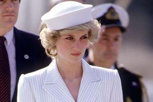 Công nương Diana và gu thời trang đẳng cấp mãi với thời gian