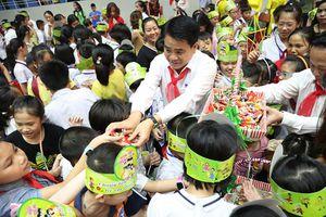 1.000 trẻ em Hà Nội vui 'Đêm hội Trăng rằm năm 2019'