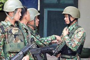 Việt Nam tăng cường trang bị Galil ACE 31 cho đặc nhiệm