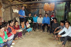 Gian nan phòng, chống tội phạm ma túy ở Ðiện Biên