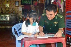 Hành trình nâng bước học sinh nghèo