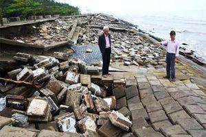 Quân và dân Nam Định chung tay bảo vệ môi trường biển