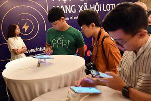 Chính thức giới thiệu mạng xã hội Việt Lotus